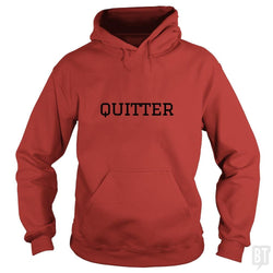 SunFrog-Busted GRIFFfam621 Hoodie / Red / S Quitter