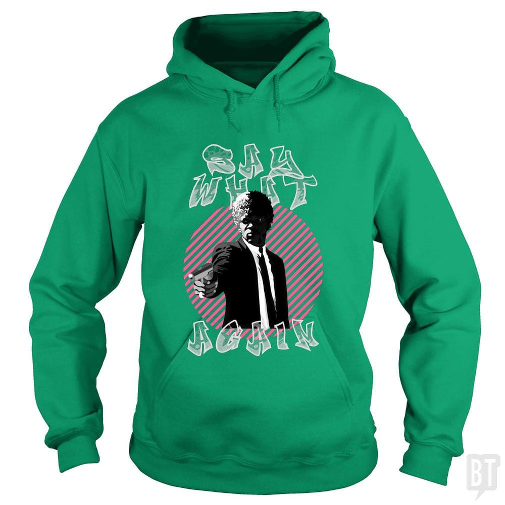 SunFrog-Busted GRIFFfam621 Hoodie / Irish Green / S Sat What Again