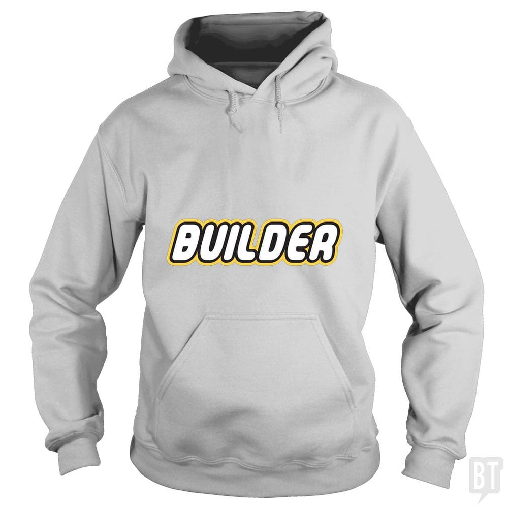 SunFrog-Busted Joefixit2 Hoodie / Sport Grey / S Builder