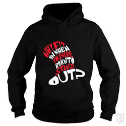 SunFrog-Busted Joefixit2 Hoodie / Black / S Cat in the Hat