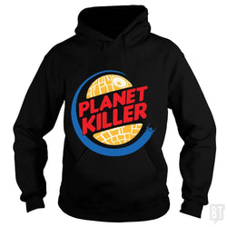 SunFrog-Busted Joefixit2 Hoodie / Black / S Planet Killer