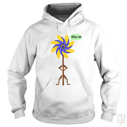 SunFrog-Busted mailboxdisco Hoodie / White / S Blow me