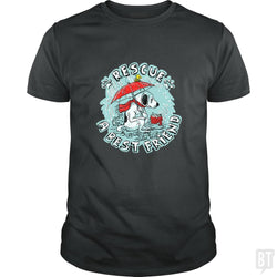 SunFrog-Busted MudgeWare Classic Guys / Unisex Tee / Dark Heather / S Rescue A Best Friend