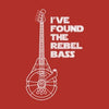SunFrog-Busted n23 Rebel Bass