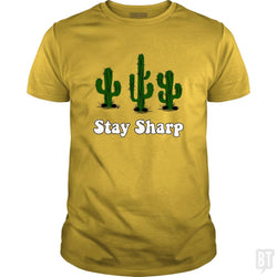 SunFrog-Busted n23 Classic Guys / Unisex Tee / Daisy / S Stay Sharp