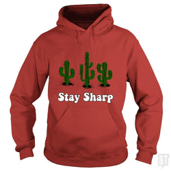 SunFrog-Busted n23 Hoodie / Red / S Stay Sharp