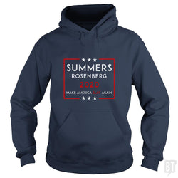 SunFrog-Busted n23 Hoodie / Navy Blue / S Summers Rosenberg 2020
