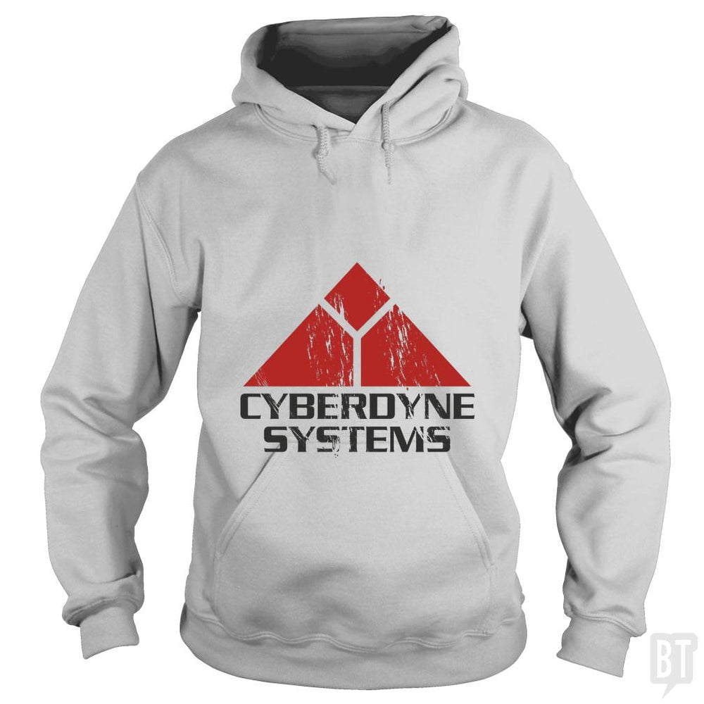 SunFrog-Busted Patwork Hoodie / Sport Grey / S CYBERDINE SYSTEMS