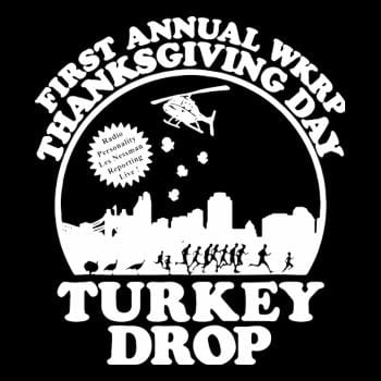 Funny Turkey Thanksgiving Day Shirt Wkrp-Turkey-Dr
