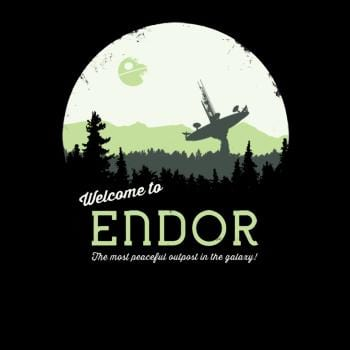 SunFrog-Busted Sébi's Ghosts Welcome To Endor