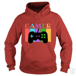 SunFrog-Busted WD650 Hoodie / Red / S Gamer Funny Tshirt
