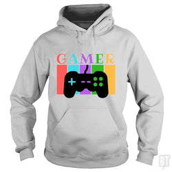 SunFrog-Busted WD650 Hoodie / Sport Grey / S Gamer Funny Tshirt