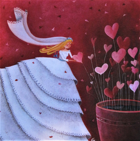 Greeting Card by Marie Cardouat    GC11