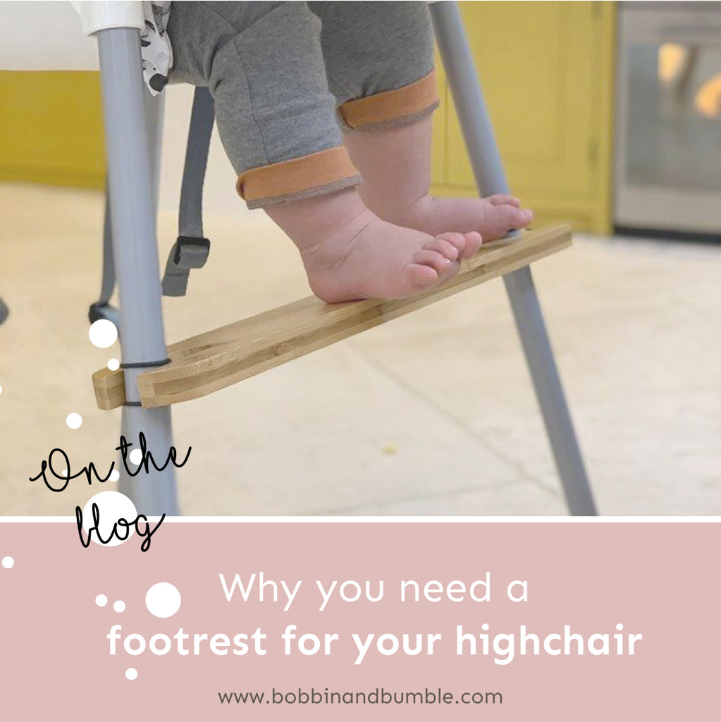 Do I need a footrest for my IKEA Antilop highchair?