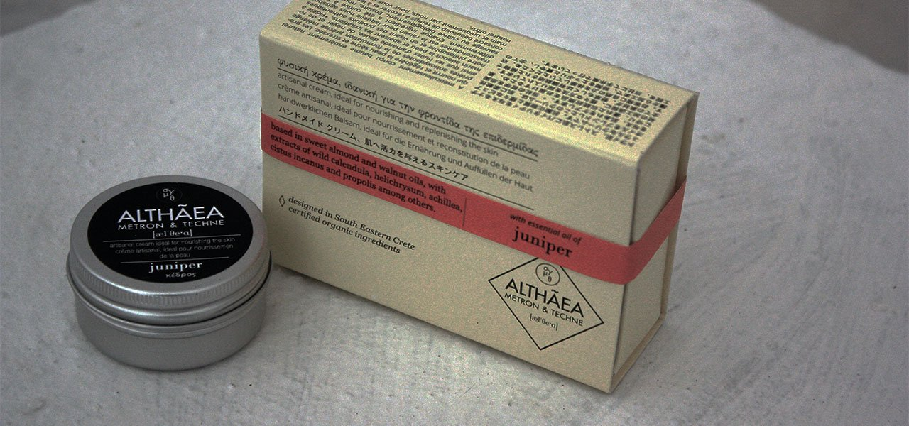 Althaea natural skin care
