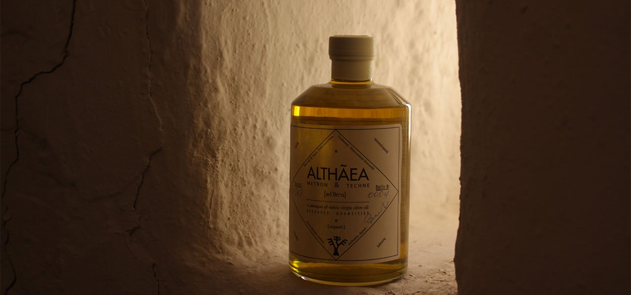 Althaea organic olive oil