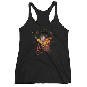 Curse of the Lucid Dreamer Racerback Tank