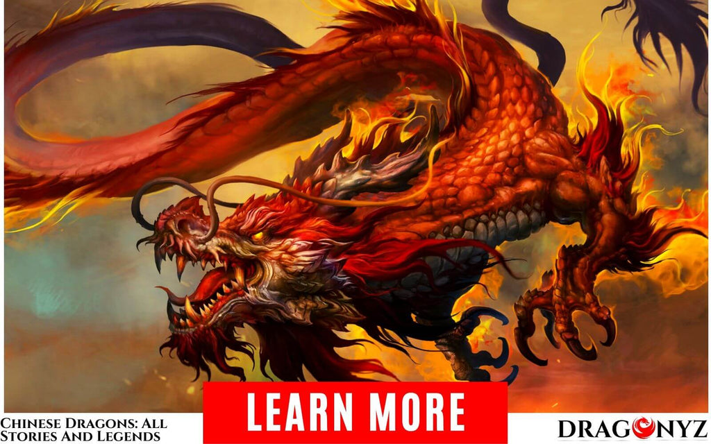 Chinese Dragons: All About Stories And Legends
