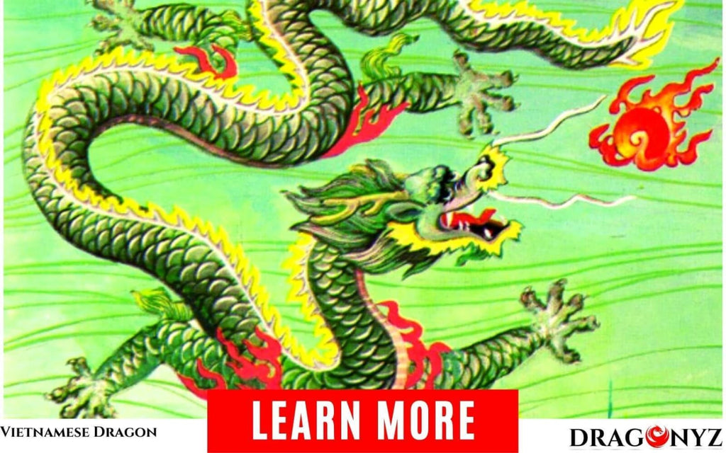 Vietnamese Dragon - The Heart And Soul Of Vietnamese People