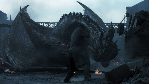 The male (Reign of Fire)