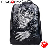 DRAGON BACKPACK - 3D