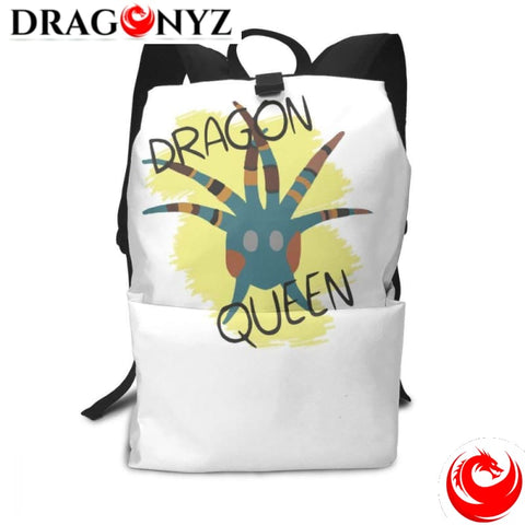 DRAGON BACKPACK - BLACK ALPHA