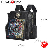 DRAGON BACKPACK - CHINESE WATERPROOF