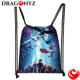 DRAGON BACKPACK - CORDON