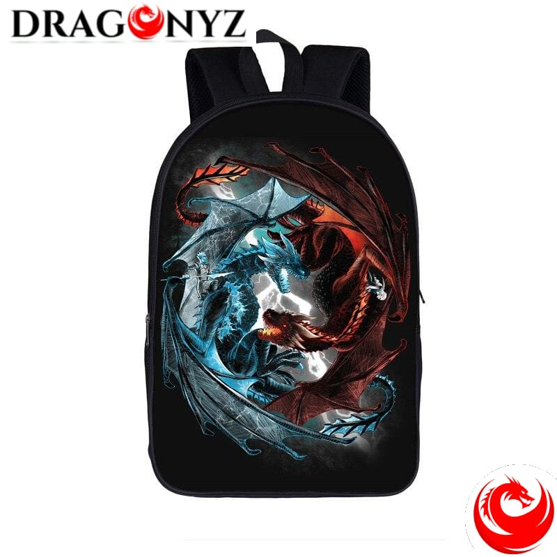 DRAGON BACKPACK - FIGHT