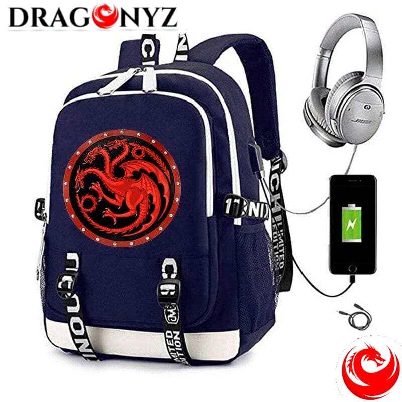 DRAGON BACKPACK - GAME OF THRONES