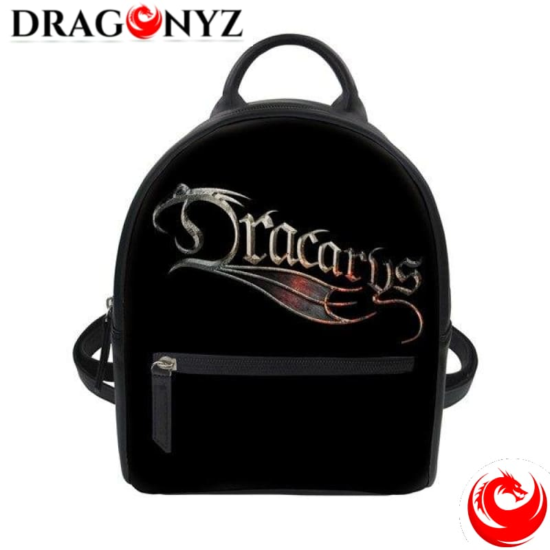 DRAGON BACKPACK - LADY