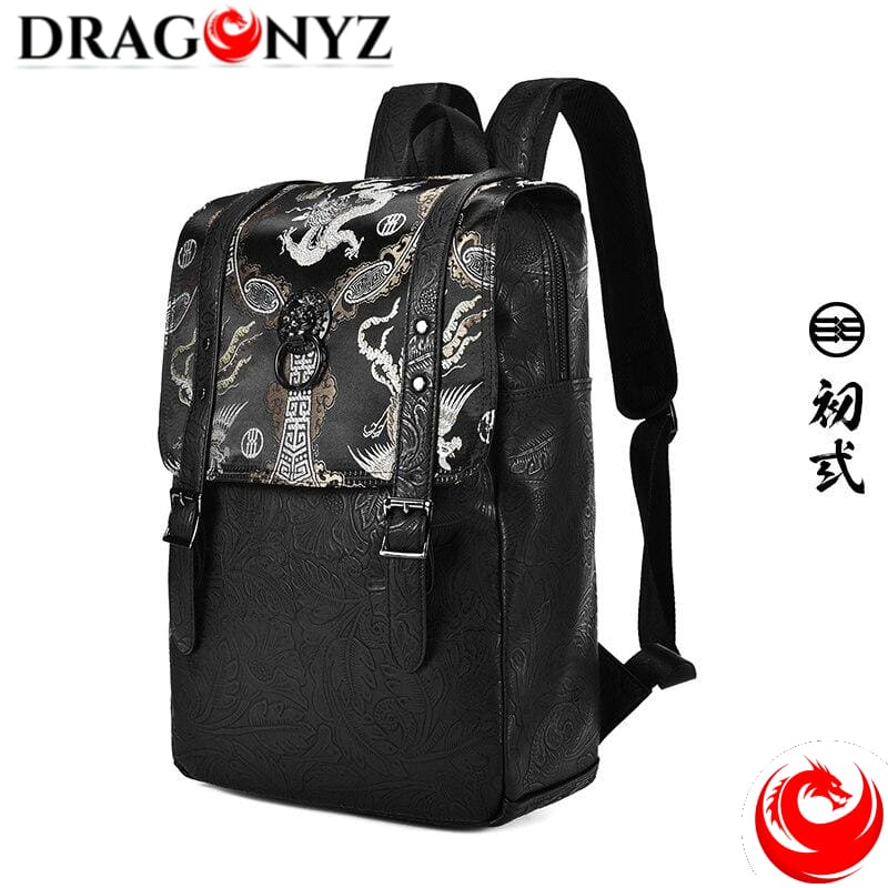 DRAGON BACKPACK - LEATHER