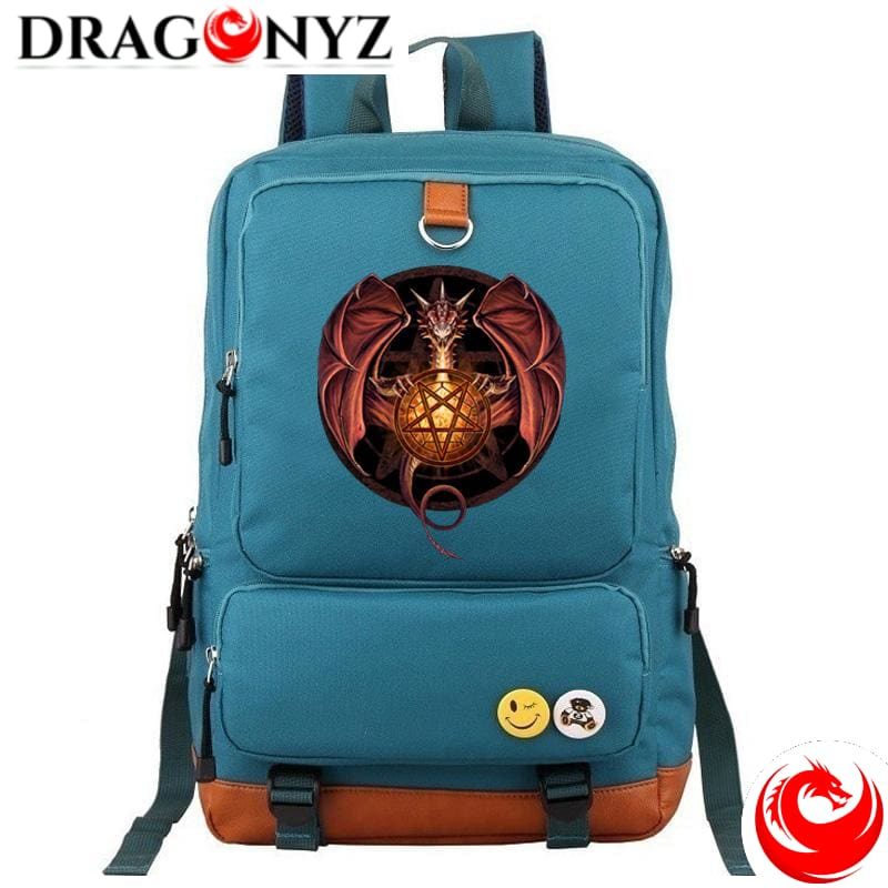 DRAGON BACKPACK - SOLID COLOR