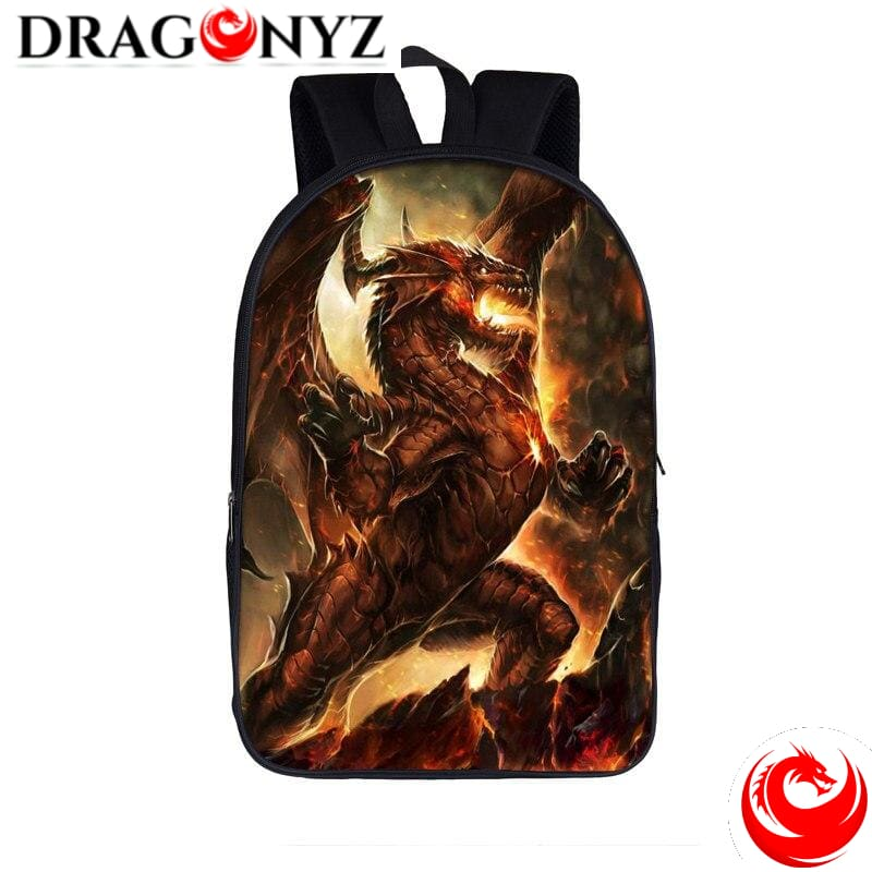 DRAGON BACKPACK - STRONG