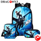 DRAGON BACKPACK - STUDENT