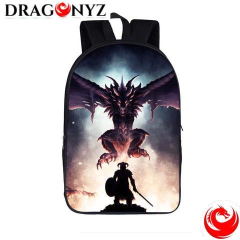 DRAGON BACKPACK - TEENAGERS