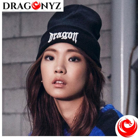 DRAGON BEANIES - SOLID COLOR