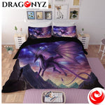 DRAGON BEDDING - 3D