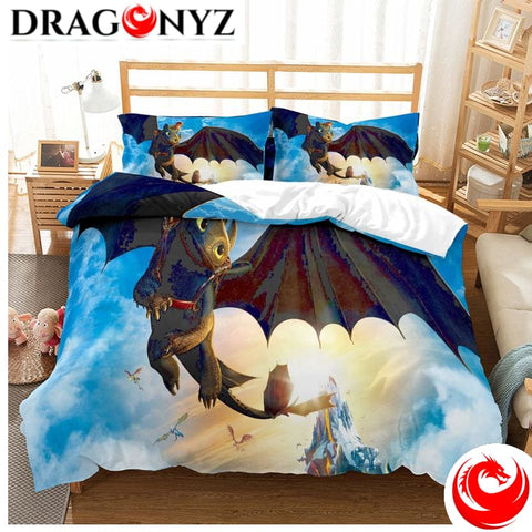 DRAGON BEDDING - CHILDREN