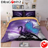 DRAGON BEDDING - FLYING DRAGON