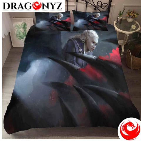DRAGON BEDDING - GAME OF THRONES