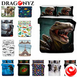 DRAGON BEDDING - JURASSIC