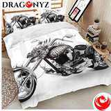 DRAGON BEDDING - MOTO