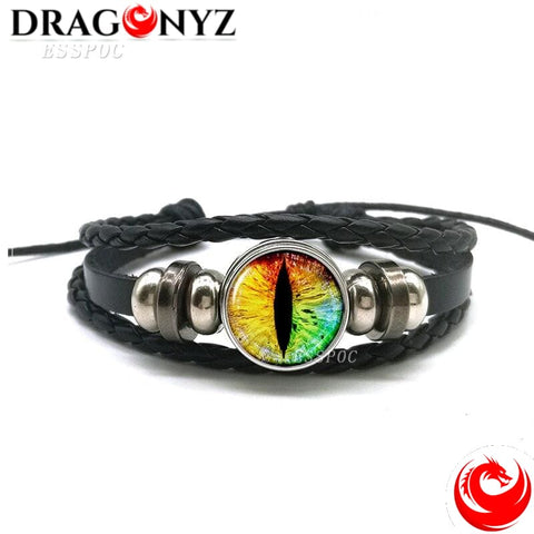 DRAGON BRACELET BLACK
