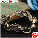 DRAGON BRACELET IN SOLID MATERIAL