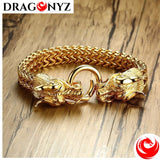 DRAGON BRACELET -STAINLESS STEEL BRACELET