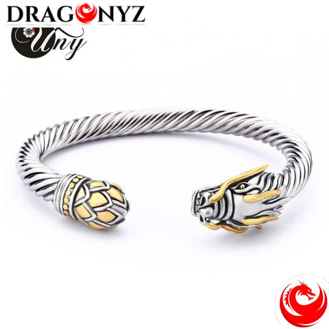 DRAGON BRACELET UNCLASPED