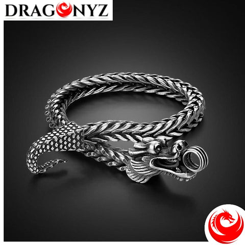 DRAGON BRACELET -VERY MANLY