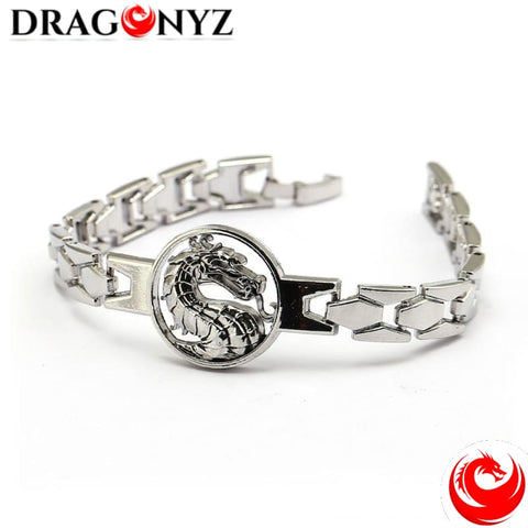 DRAGON BRACELET WITH ADJUSTABLE LINKS