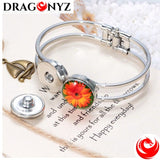 DRAGON BRACELET WITH STYLISH ACCESSORY